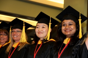 2013 UNO College of IS&T Women Graduates